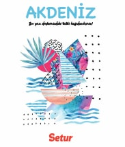 SETUR YURT İÇİ YAZ BROŞÜRÜ-2019/Akdeniz